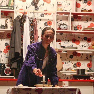 Iulia Popovici despre LSD Theatre Show