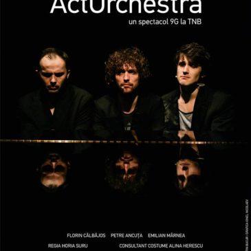 Muzica înlocuiește cuvintele în ActOrchestra