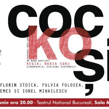 Cockoși, în regia lui Horia Suru, la Teatrul Național București