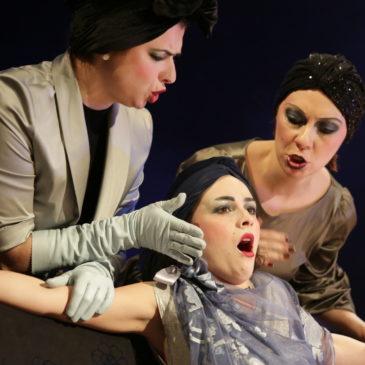 Șapte prezențe feminine noi în Don Juan se întoarce de la război