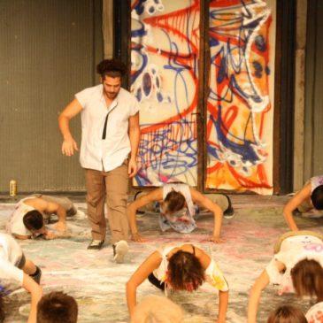 Copii adulți la Teatrul Maria Filotti
