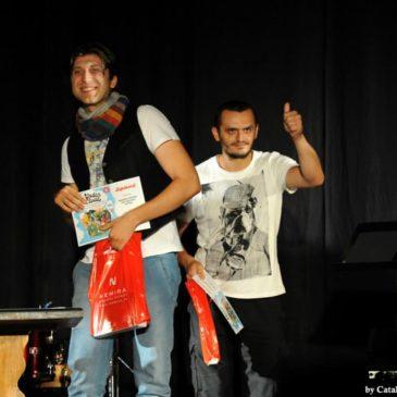 Matei Chioariu, cel mai bun actor la Undercloud 2013