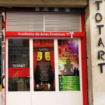 Theatre & Democracy @ TOTART Valencia