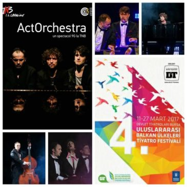 ActOrchestra la Festivalul International al tarilor Balcanice 'Balkan Breeze'